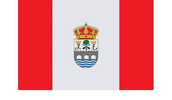 magFlags Bandera Large San Sebastián de los Reyes España   Bandera Paisaje   1.35m²   90x150cm: Amazon.es: Jardín