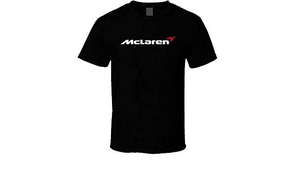 N/N Mclaren - Camiseta con logotipo de coche: Amazon.es: Ropa ...