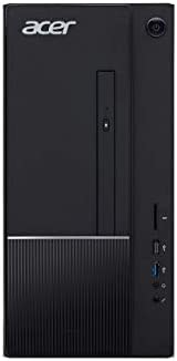 CUK Aspire TC Professional Tower Desktop (Intel Core i9, 32GB RAM, 512GB NVMe SSD + 1TB HDD, DVD-RW, Windows 10 Home) Business PC Computer (Made_by_Acer)