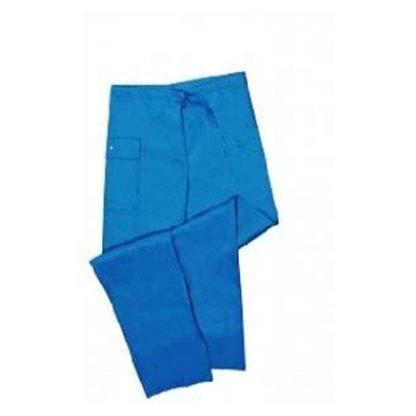 Molnlycke Barrier Scrub Pant Drawstring Pants, Small, Blue 21710
