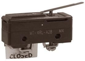 Lg Basic Snap Switch, 10A, SPDT, Leaf Lever