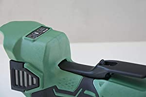 Metabo HPT Angle Grinder, 4-1/2-Inch, 18V Cordless, Tool Only - No Battery, Brushless Motor (G18DBALQ4)
