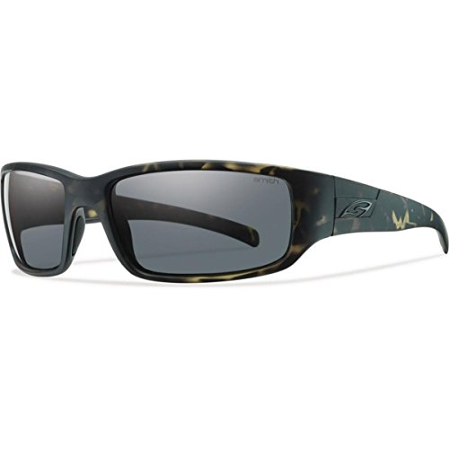 Smith Prospect Sunglasses Matte Camo ChromaPop Polarized - Smith Prospect Sunglasses