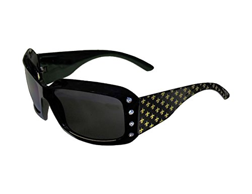 NFL New Orleans Saints Women's Designer - Orleans Sunglasses New