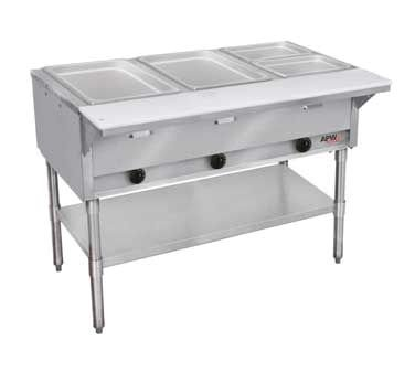 Gas Steam Table 4 Wells - 2