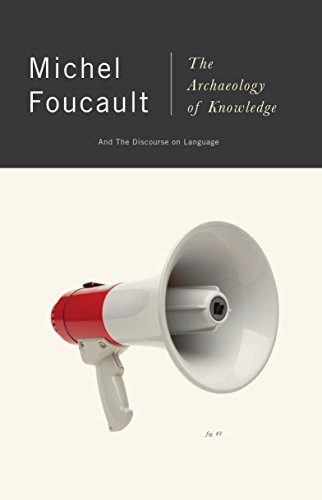 The Archaeology of Knowledge: And the Discourse on Language
