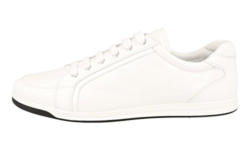 Sneaker In Pelle Saffiano 3e5892 Da Donna Prada