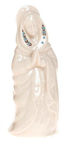 (Lenox China Jewels Nativity Porcelain Praying Virgin Mary New NO BOX)
