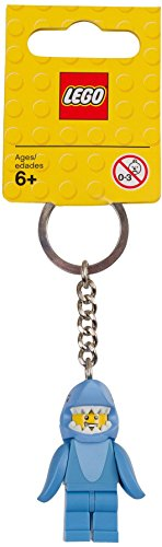 LEGO 853666 Shark Suit Guy Key Chain -