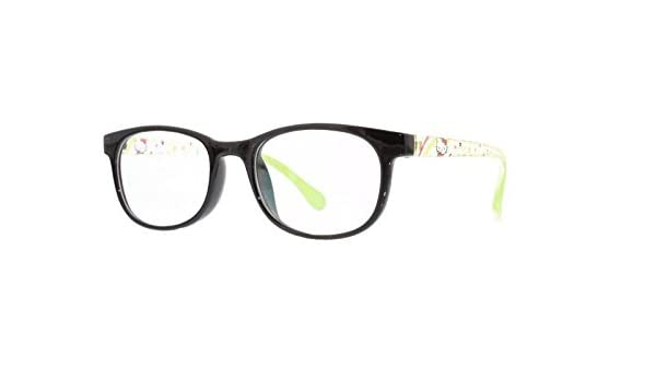 69e021f557faa Amazon.com  EyeBuyExpress Bifocal Kids Childrens Reading Glasses Green Black  Full Frame  Health   Personal Care