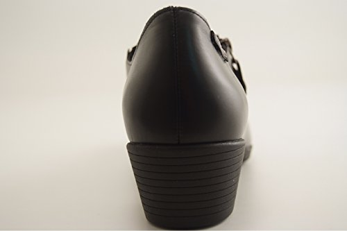 Mephisto Mephisto Schuhe Isadora Schwarze Schwarze r5q6rv