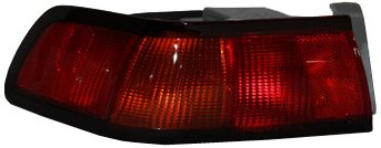 TYC 11-3242-00 Toyota Camry Driver Side Replacement Tail Light Assembly