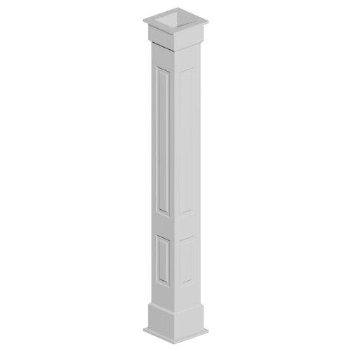 Panel Raised Column (COLUMN WRAP KIT 12X120RP 1BX, NON TAPERED RAISED PANEL)