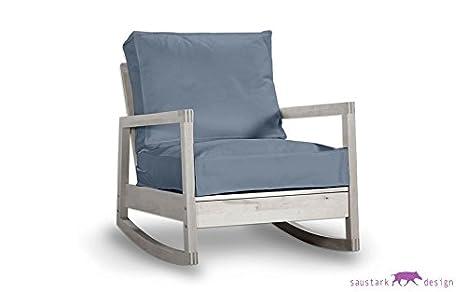 ROM azul sillón para sillón IKEA LILLBERG: Amazon.es: Hogar