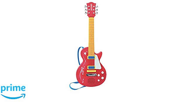 Bontempi Guitarra Rock electrónica Spanish Business Option Tradding 24 5831: Amazon.es: Juguetes y juegos