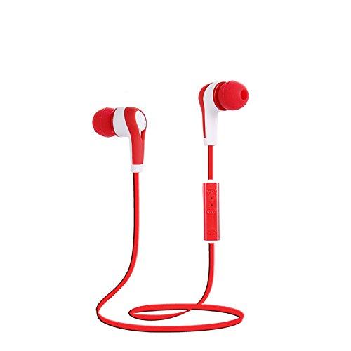 Cheerup Hot Sale Bluetooth Headphone Sport Headset Wireless Earphone Auriculares Bluetooth Stereo Handfree Universal For Smartphone Red