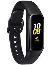 Samsung Galaxy Fit, fitnesstracker, met bluetooth, kleurendisplay, hartslagmeter en slaapanalyse, zwart