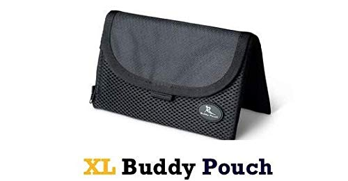 Running Buddy [Highly Rated] XL Buddy Pouch - Black
