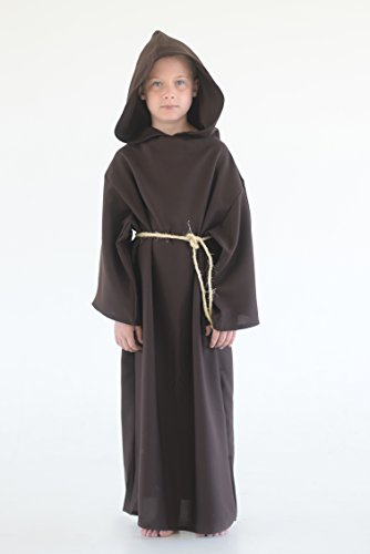 All Saint Day Costumes (Franciscan, St. Francis of Assisi Costume (6))