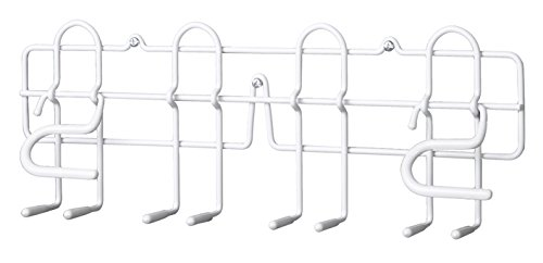 ClosetMaid 3462 Broom Holder White product image