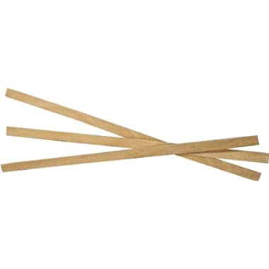 Royal 1000 Count Wood Coffee Beverage Stirrers, 5.5
