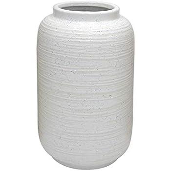 Stone & Beam Textured Modern Vase, 12.4