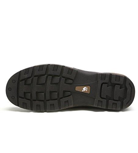 Kamel Menns Skinn Slip-on Dagdriver Farge Khaki Størrelse 39 M Eu