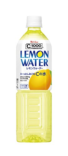 C1000 lemon water 900mlX12 this by House Wellness Foods