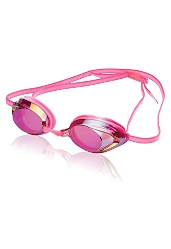 Speedo Vanquisher 2.0 Swim Goggle, Bright Pink