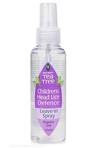 Escenti Childrens Tea Tree Head Lice Repellent 151