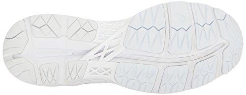 40 Asicsasics Kayano Gel Eu Blanc Homme white silver snow 23 5 p6qnpxf