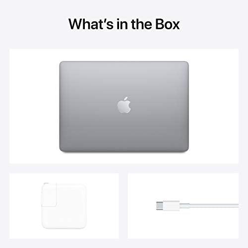Apple MacBook Air MGN63LL/A (M1 Chip 13-inch, 8GB RAM, 256GB) Space-Gray