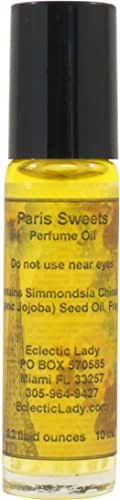 Paris Sweets Perfume Oil, Small