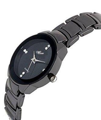 Wilton Women's Smart Analogue Couple Watches (Black Dial)