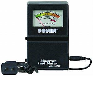 Sonin 50211 Rapidtest Moisture Meter - 6ct. Case