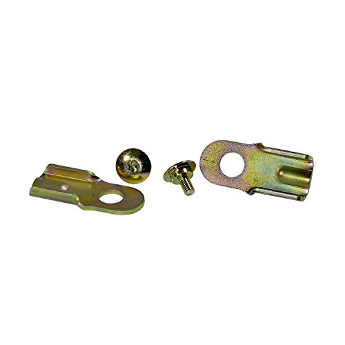 - Omix-ada This pair of replacement tailgate latch brackets from Omix-ADA fit 76-86 Jeep CJ-7s and CJ-8s. 12029.27