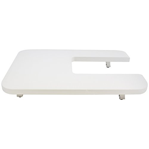 Janome Plastic Extension Table Fits MC6300, 6500, 6600 & Others by Janome