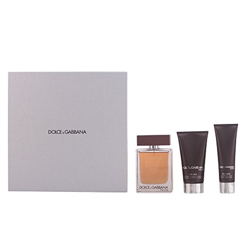 D & G THE ONE FOR MEN EDT 100ML VAPO. + AFTER SHAVE GEL 75ML