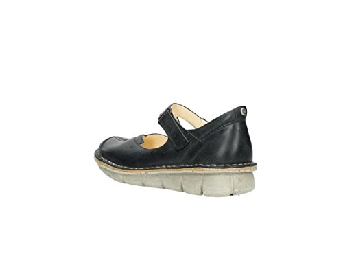 Black Bride Comfort Cordoba 307 À Leather Wolky Chaussures wBFqZgW
