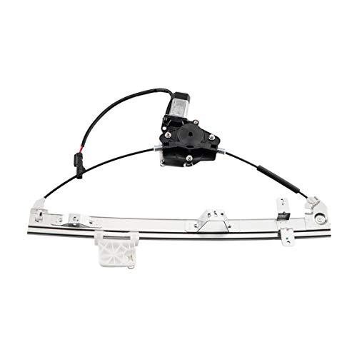 Front Passenger Side Window Regulator Compatible For Jeep Grand Cherokee 2000 2001 2002 2003 2004 Replace #741-557 2552-6326R (2002 Jeep Grand Cherokee Passenger Window Regulator)