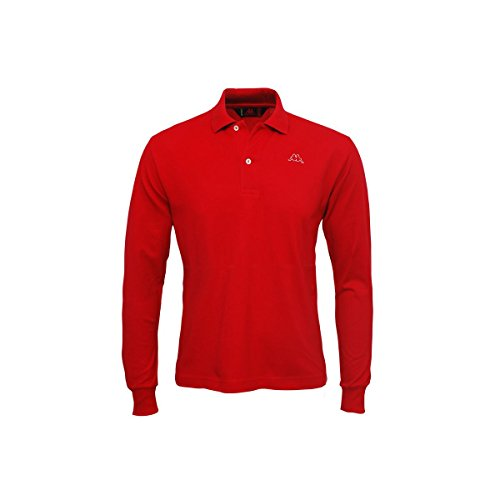 La polo Robe di Kappa - Aarberg Red