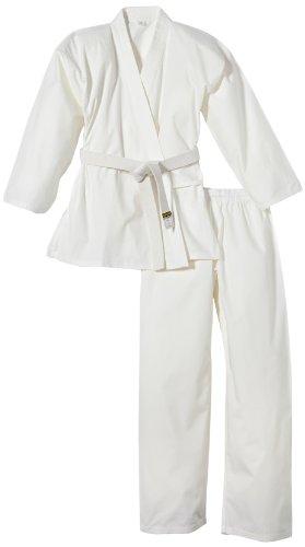 KWON Karategui Karateanzug Renshu, weiß, 160, 551001160