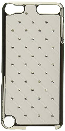 Dream Wireless Chrome Case for iPod touch 5 (Studded Diamond white) (Case For Chrome Diamond Ipod 5)