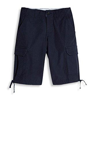 edc by Esprit, Pantalones Cortos para Hombre Azul (Navy 400)