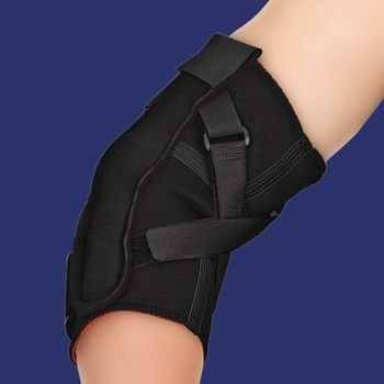 Sammons Preston Thermoskin Hinged Elbow Braces (Hinged, Extra (Thermoskin Hinged Elbow)
