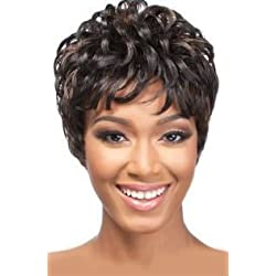 It's a Wig It's A Cap Weave 100% Human Hair HH Dany Wig