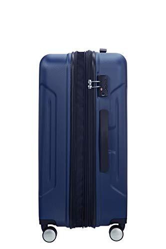 American I cm Tracklite Tourister Spinner 71 67 Abs Exp Blau navy Blau x8SHxwAq