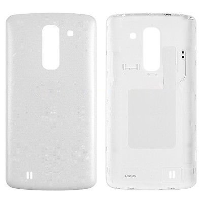 wholesale dealer 811c8 2b23a Generic Back Cover Battery Door White Replacement 4g LTE LOGO ...