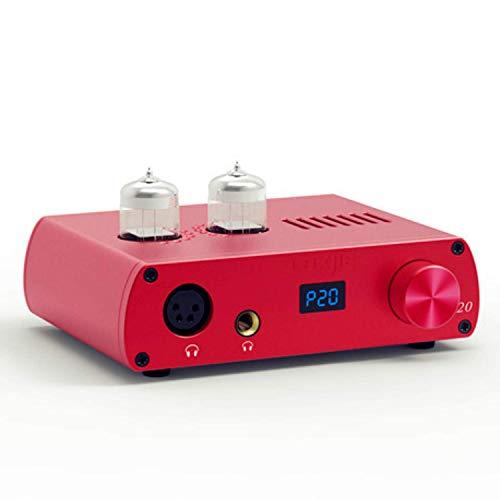 LOXJIE P20 Full Balance Tube Amplifier Headphone Power Amplifier ()