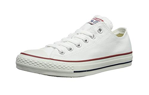 Converse Chuck Taylor All Star Low Top Optical White, US Men's 10.5 D(M) / US Women's 12.5 B(M)
